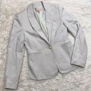 Philosophy Tan Beige Blazer Jacket